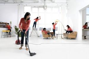 уборка дома